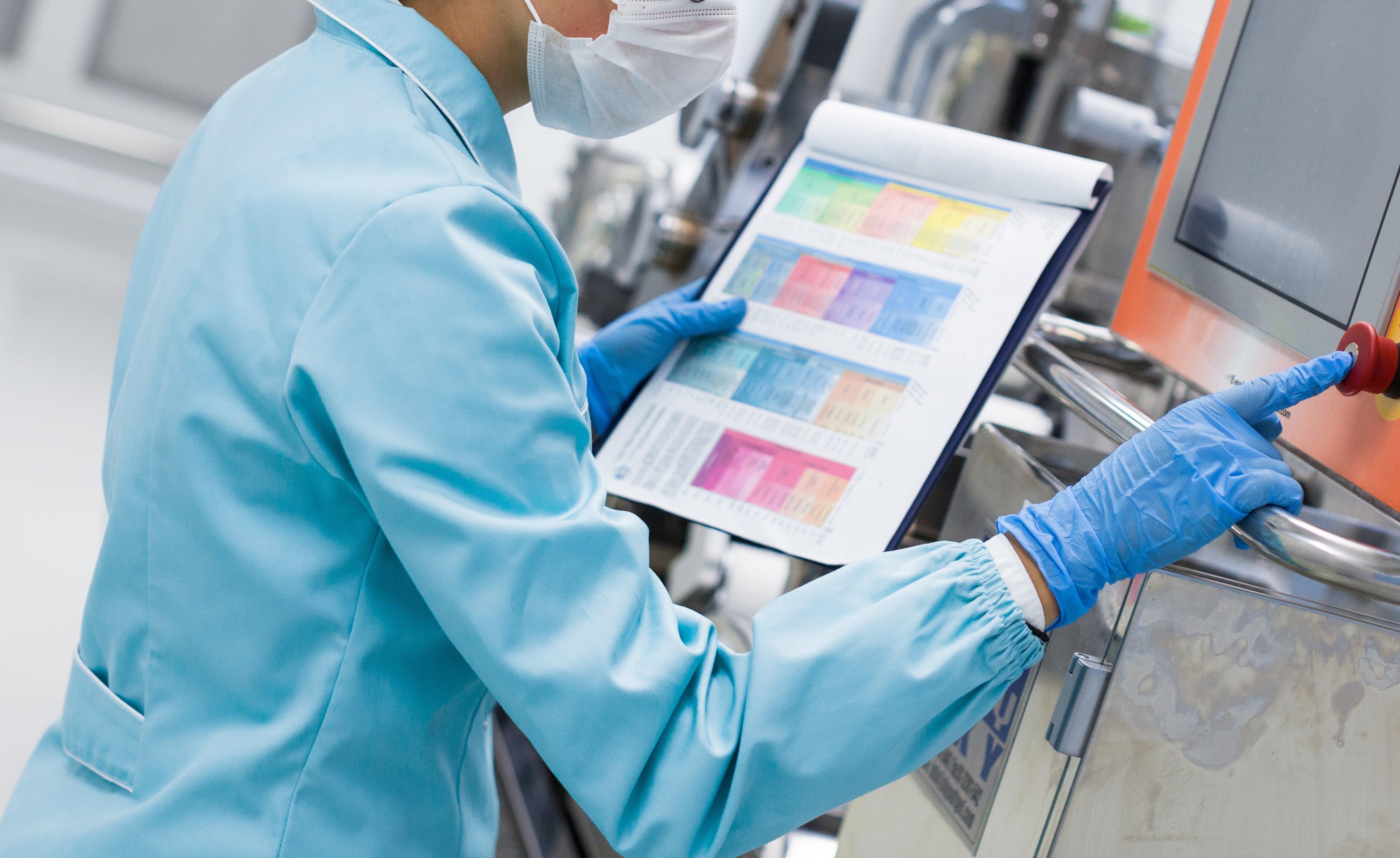 IQ, OQ, PQ in FDA-Regulated Industries