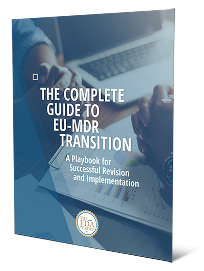 The Complete Guide to EU-MDR Transition