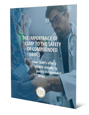CGMP for Compounded Drugs