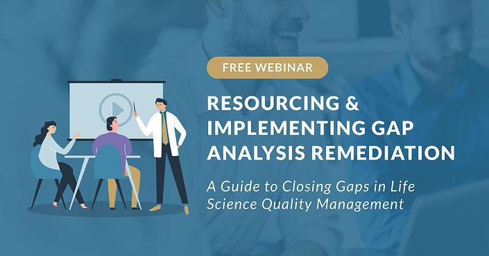 Gap Analysis Webinar