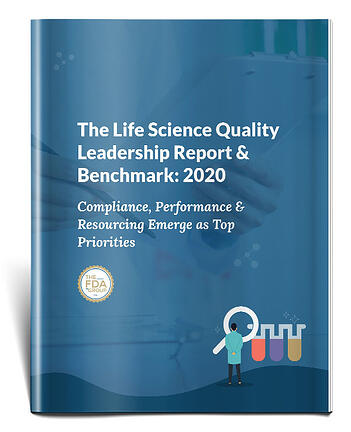 The Life Science Quality Leadership Report & Benchmark